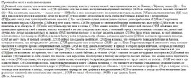 Русский язык. Итоговая работа (в формате ГИА)