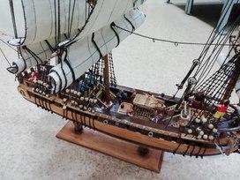 Модель тарусного корабля