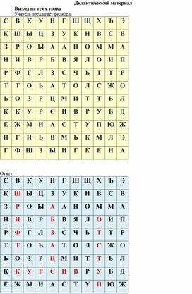 1Форматирование текста_Урок 2_Дидактический материал (1)