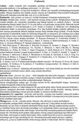 13- modul. XVIII asrda boshqa milliy madaniyatlar bilan xalqaro aloqalarning kuchayishi.