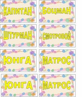 """Разработка игры по теме """"Объекты"""" (информатика, 3 класс)"""