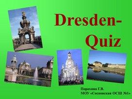 Dresden -Quiz (Викторина о Дрездене)