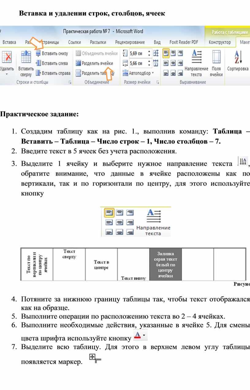 Табличные информационные модели правила оформления таблиц практическая работа девушки ищет работы алматы