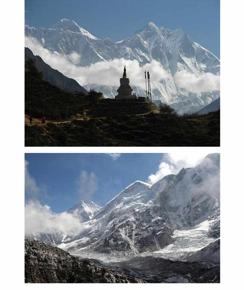 Сто самых красивых мест на планете