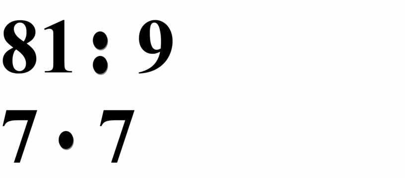 81 9 7 7