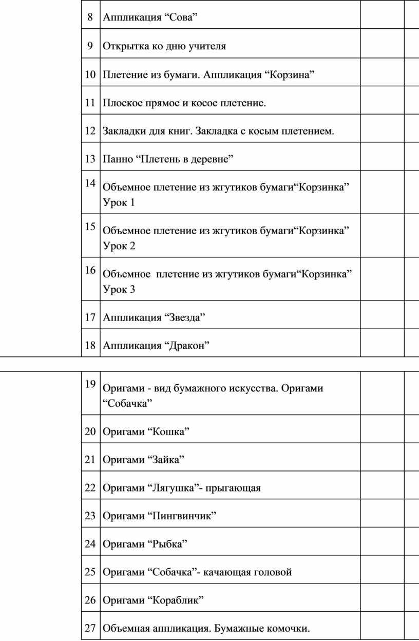 "Аппликация ""Сова"" 9"