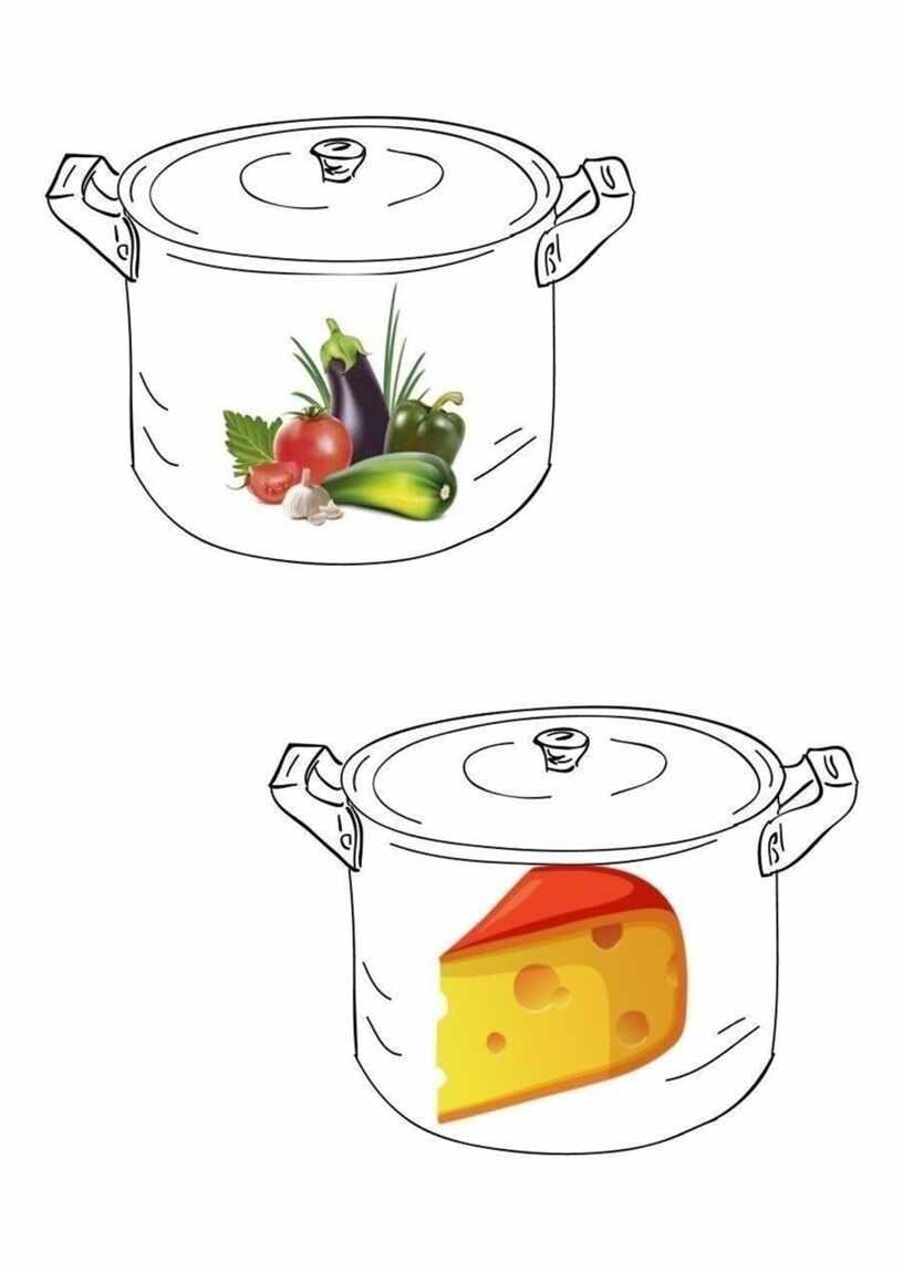 """Игра """"Какой суп?"""""""