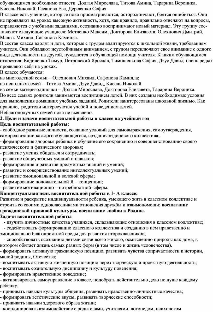 Долгая Мирослава, Титова Амина,