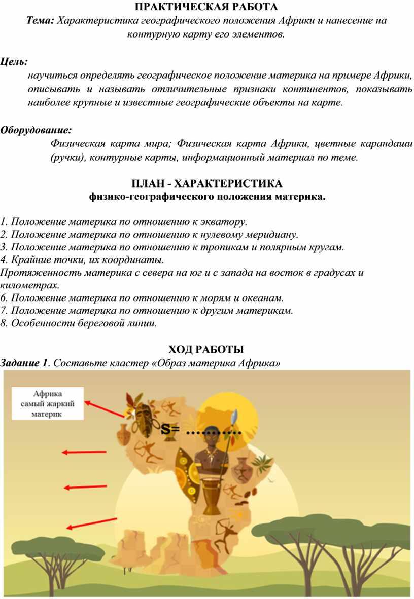 ПРАКТИЧЕСКАЯ РАБОТА Тема: