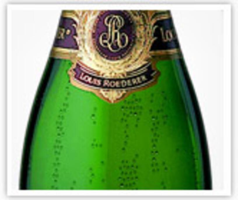 """Урок """"Капли на бутылке шампанского"""" в программе Adobe Photoshop"""