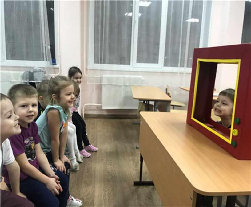 Театральные занятия в жизни дошкольников
