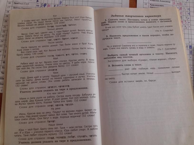 Русский язык 13