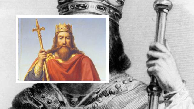 Презентация к уроку Возникновение и распад империи Карла Великого
