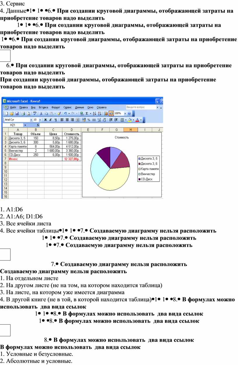 Сервис 4. Данные 11 6