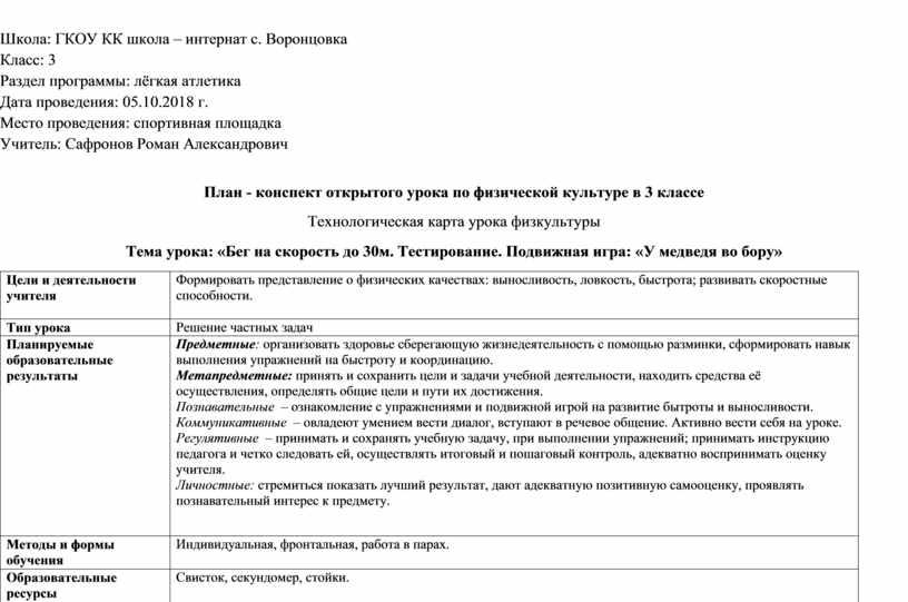 Школа: ГКОУ КК школа – интернат с