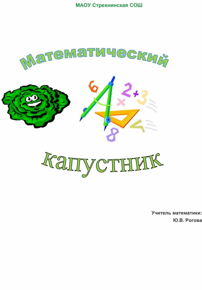 МАОУ Стрехнинская СОШ