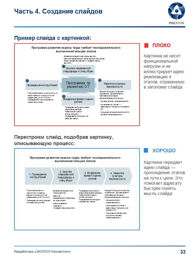 Часть 4. Создание слайдов Пример слайда с картинкой: