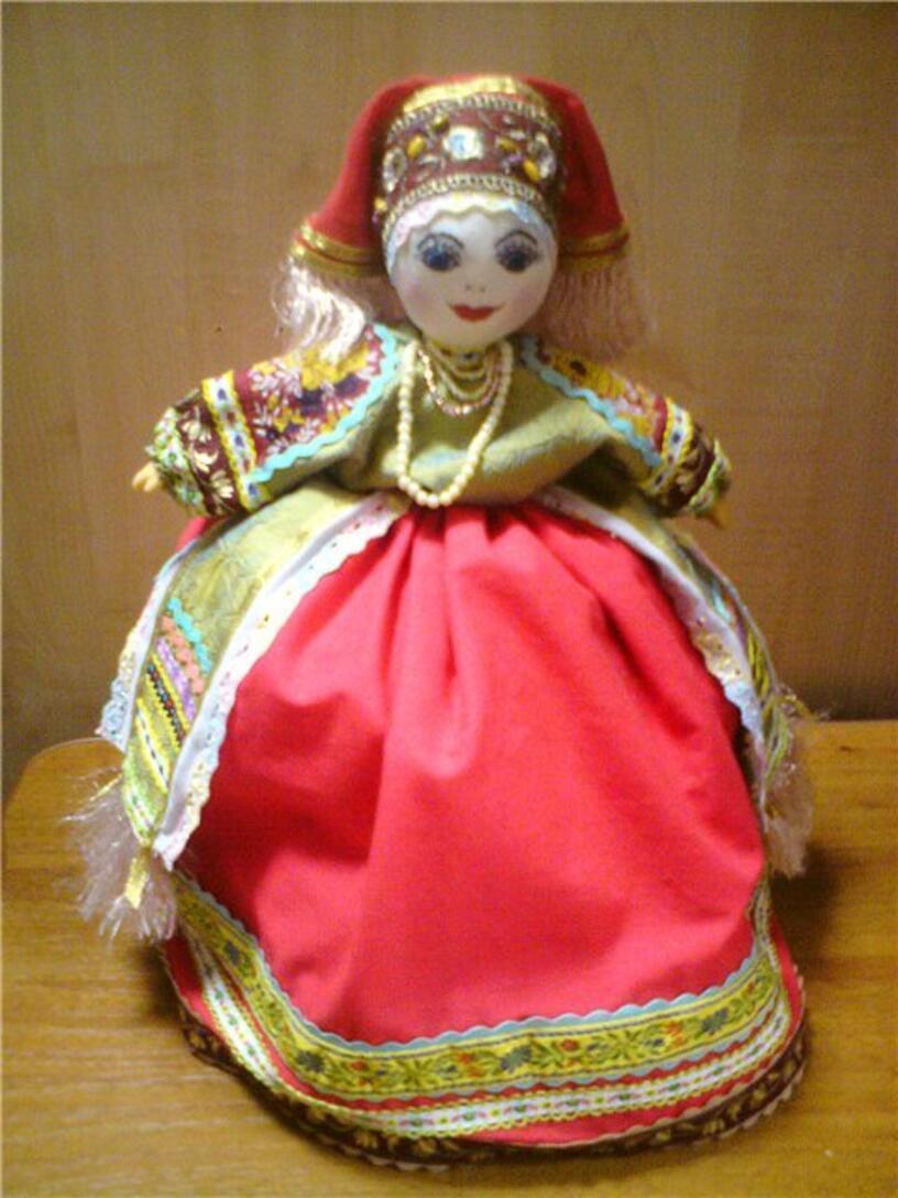 """Визуальный ряд к открытому уроку """"Кукла-берегиня"""""""