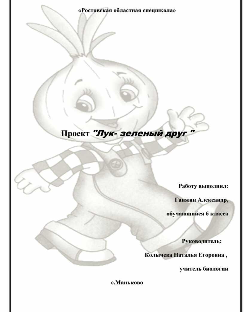 Ростовская областная спецшкола»