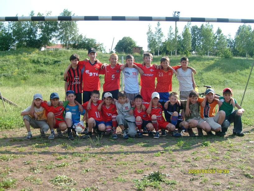 Программа  «Летней игровой площадки. Футбол»
