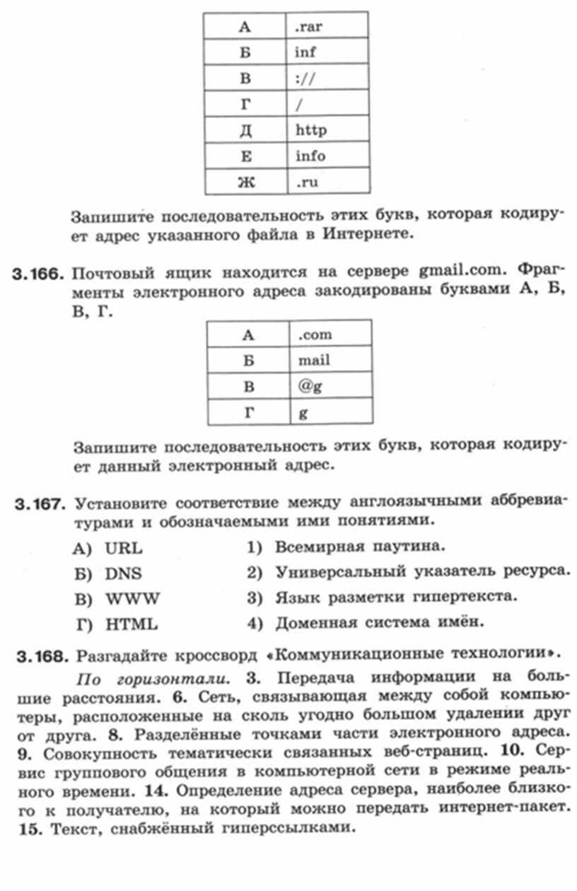 Информационные ресурсы и сервисы интернета.docx