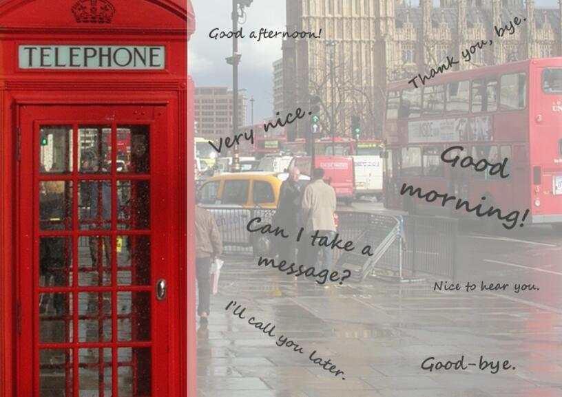Интегрированный мини-проект по английскому языку  «Изготовление буклета «Правила телефонный переговоров»