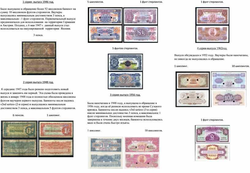 Было выпущено в обращение более 52 миллионов банкнот на сумму 10 миллионов фунтов стерлингов