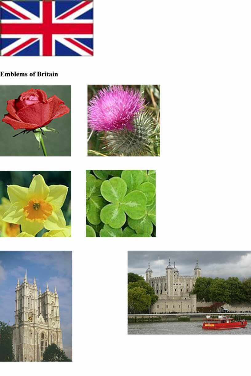Emblems of