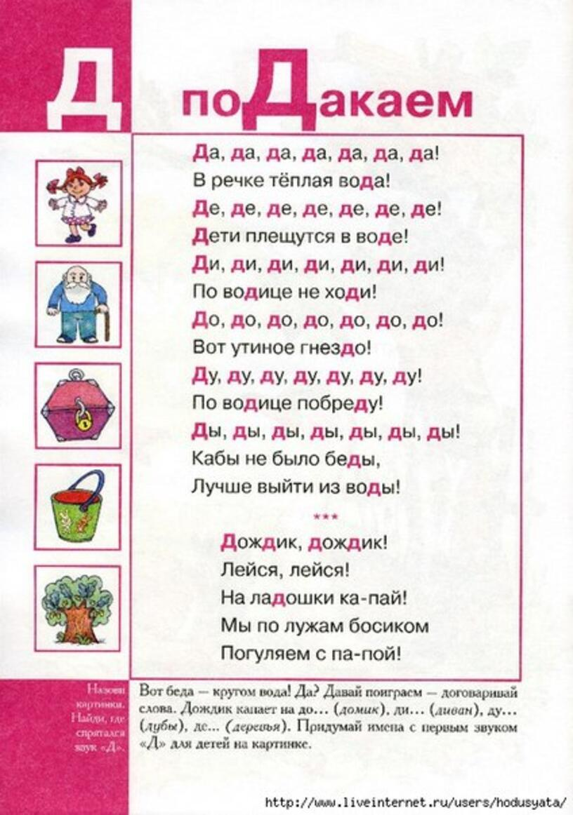 Логопедический алфавит