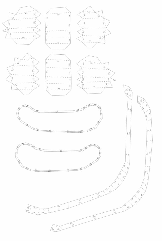 3D поделка - танк