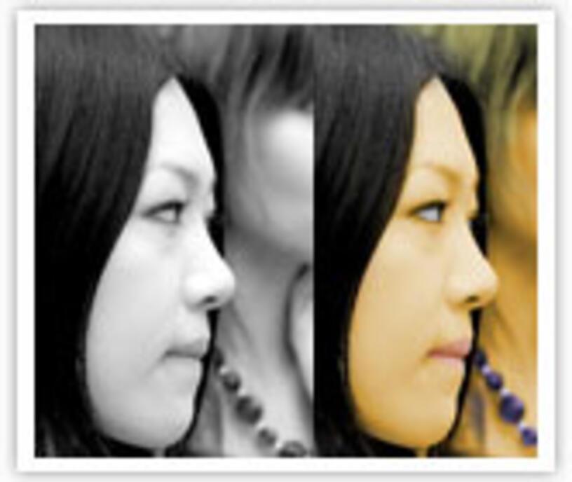 """Урок """"Как перевести черно-белое фото в цветное"""" в программе Adobe Photoshop"""