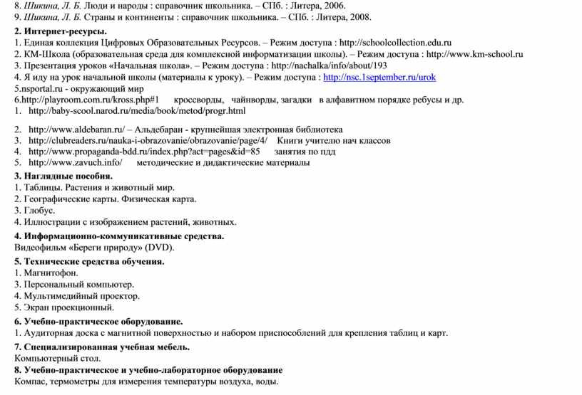 Шикина, Л. Б. Люди и народы : справочник школьника