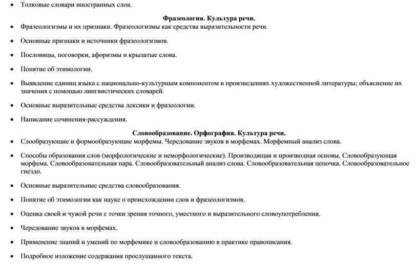 Толковые словари иностранных слов