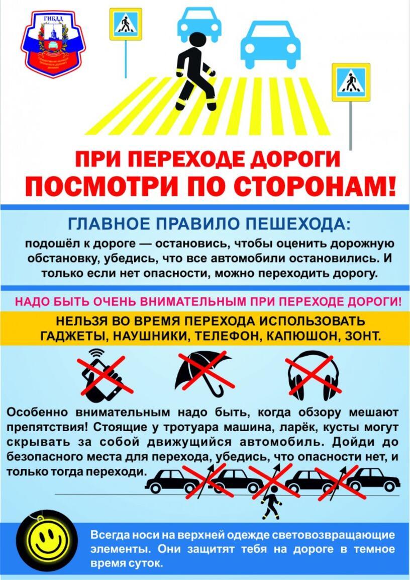 ПДД плакаты