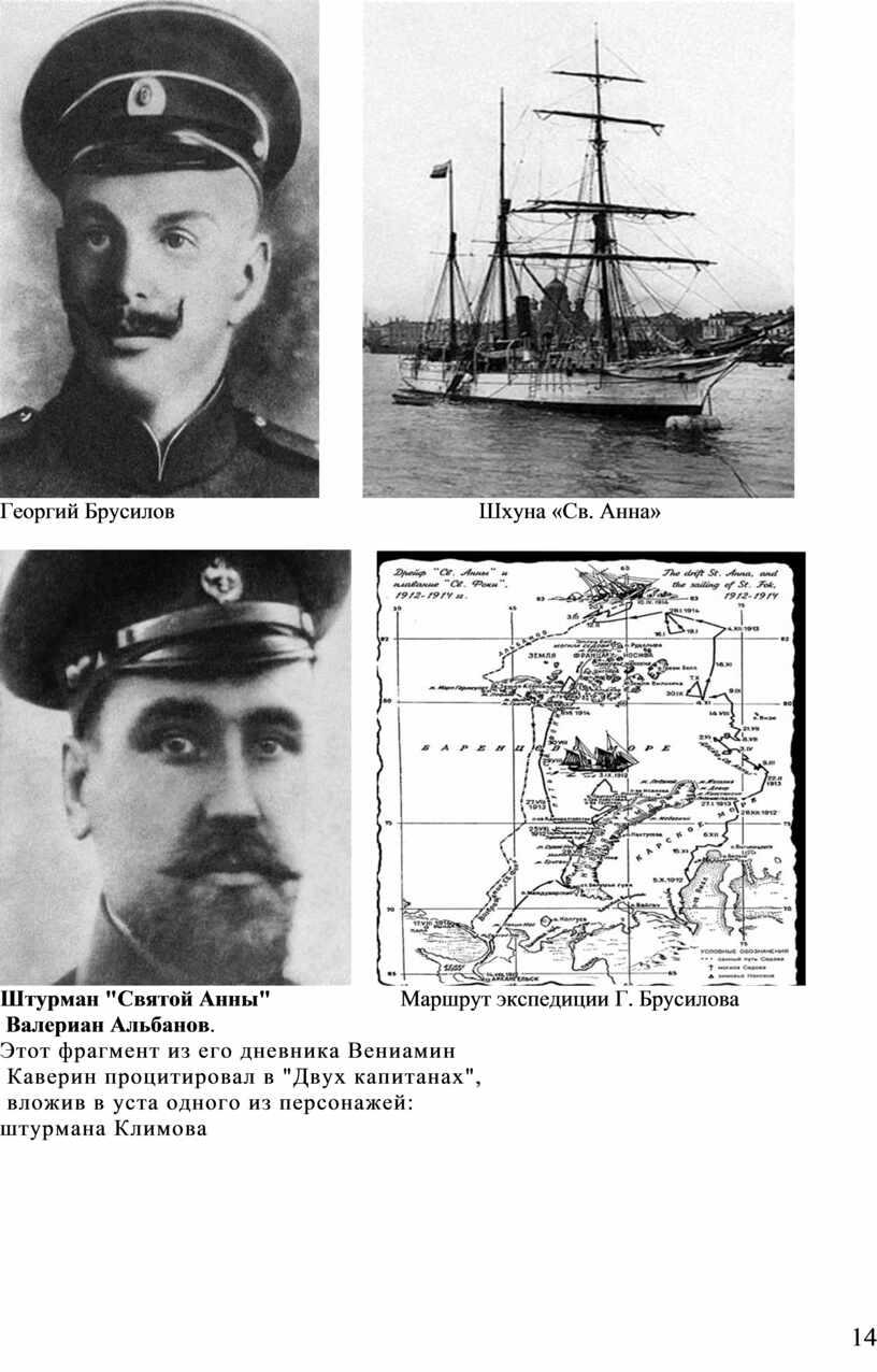 Георгий Брусилов