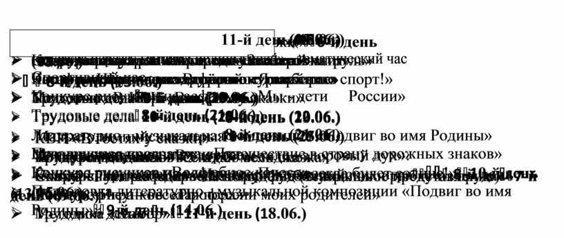 Подготовка к КВН «В гостях у сказки» 6-й день (08