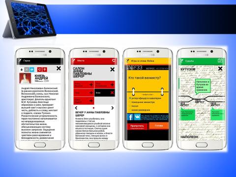 Обобщение опыта в использовании мобильных приложений  в образовательном процессе