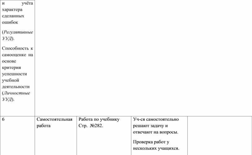 Регулятивные УУД ). Способность к самооценке на основе критерия успешности учебной деятельности (