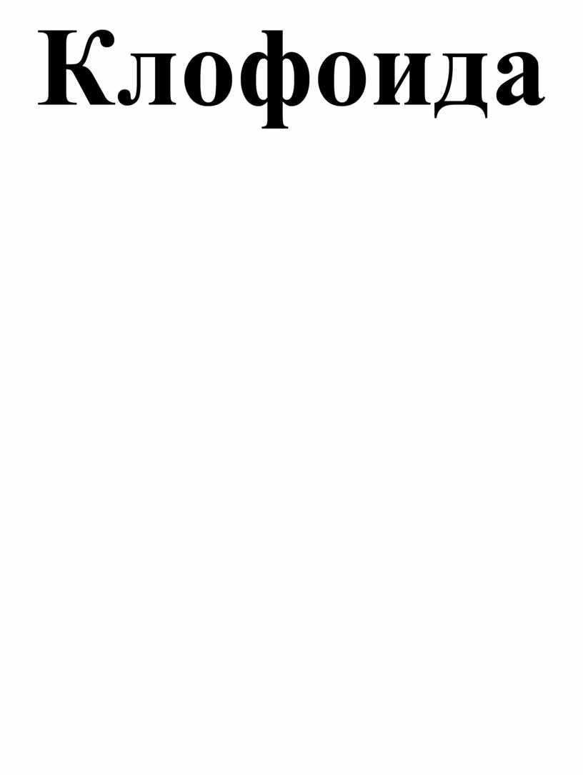 Клофоида