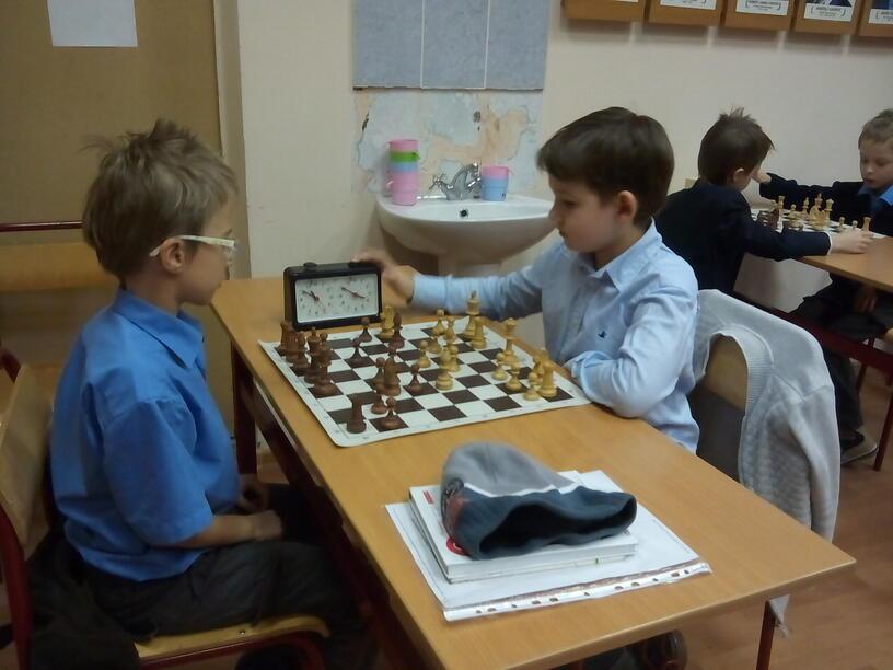 """Турнир по шахматам """"Белая ладья"""" (4 класс, физическая культура)"""