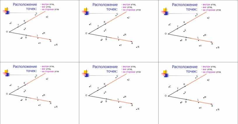 """Урок """"Измерение углов. Транспортир"""". Математика. 5 класс. Урок 1. ФГОС"""