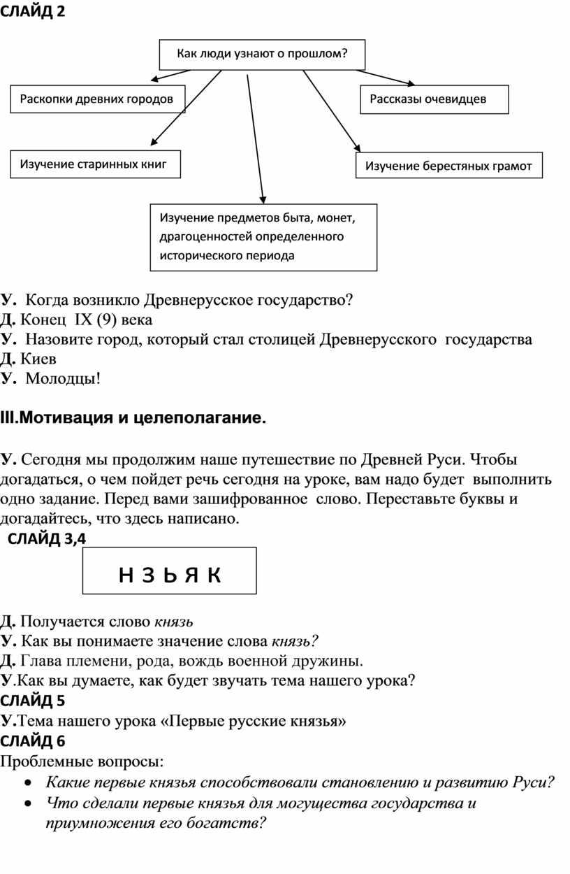 СЛАЙД 2 У.
