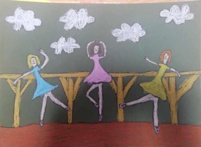 Направление Мир дому твоему  название Балерины