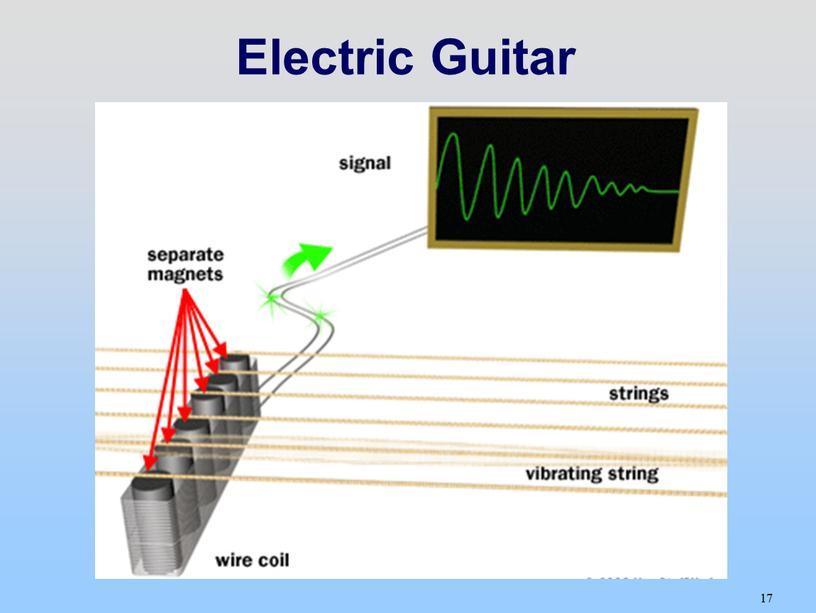 17 Electric Guitar
