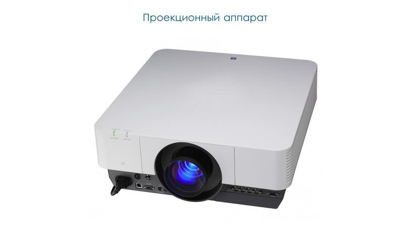 Проекционный аппарат
