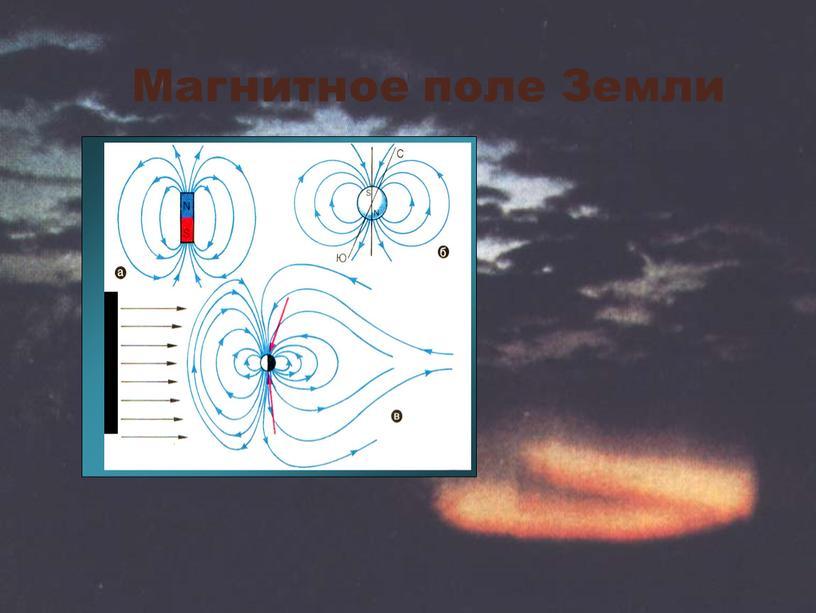 9 Магнитное поле Земли