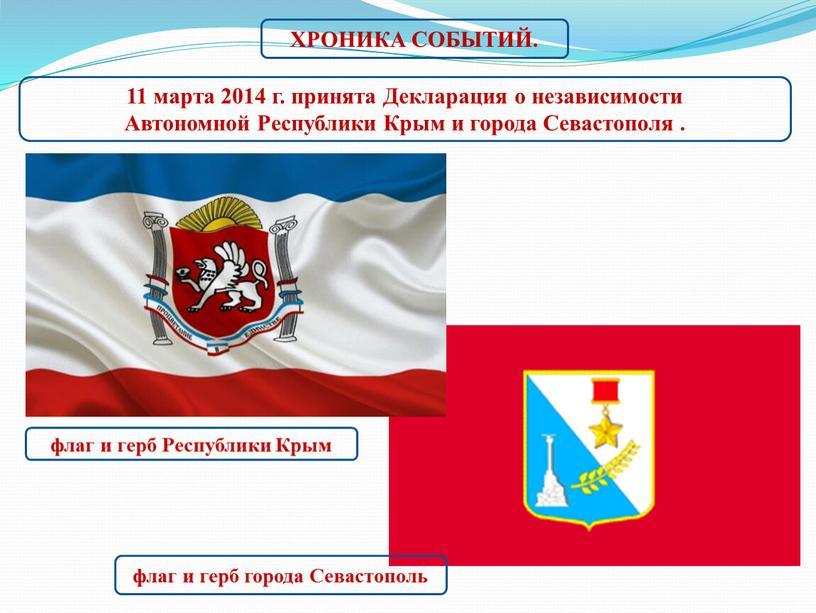 Декларация о независимости Автономной