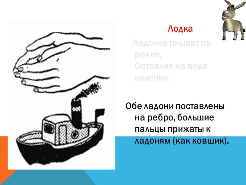 Лодка Лодочка плывет по речке,