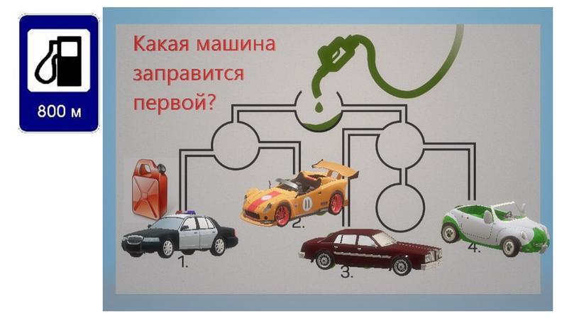 """Интерактивный урок-путешествие """"Безопасность движения со знанием математики"""""""