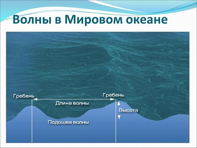 Волны в Мировом океане